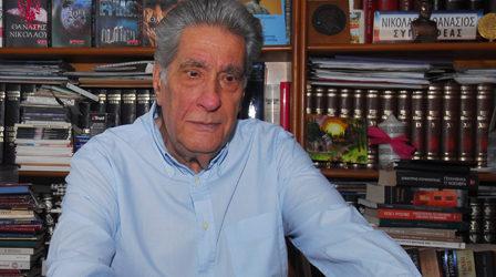 Έφυγε από τη ζωή ο Βολιώτης συγγραφέας Θανάσης Νικολάου