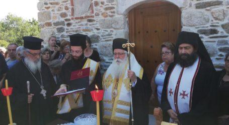 Λαμπρός ο εορτασμός του Αγίου Παντελεήμονος στην Μητρόπολη Δημητριάδος