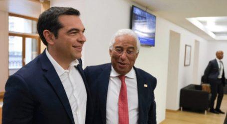 Συνάντηση Τσίπρα – Kόστα στο περιθώριο του Ευρωπαϊκού Συμβουλίου