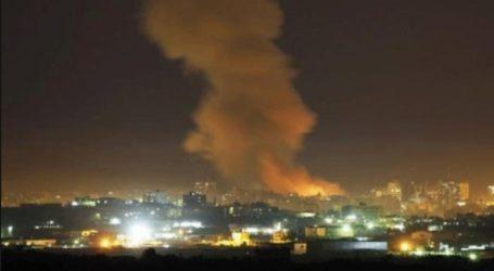 Το Ισραήλ βομβάρδισε κατοικημένη περιοχή στη Δαμασκό