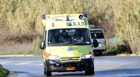 Θανατηφόρο τροχαίο στην Εύβοια με νεκρό 24χρονο μοτοσικλετιστή