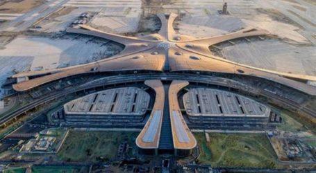 Ολοκληρώθηκε η κατασκευή του νέου διεθνούς αεροδρομίου στο Πεκίνο