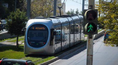 Διακοπή δρομολογίων τραμ λόγω βλάβης