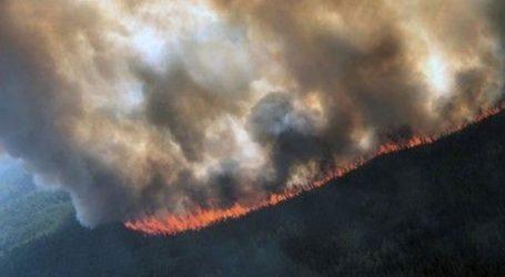 Ο καύσωνας στην Αλάσκα προκαλεί δασικές πυρκαγιές και λιώσιμο των παγετώνων