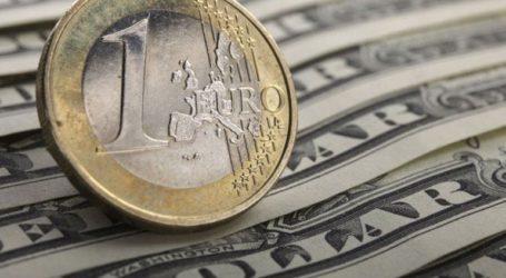 Το ευρώ σημειώνει πτώση σε ποσοστό 0,19% και διαμορφώνεται στα 1,1352 δολάρια