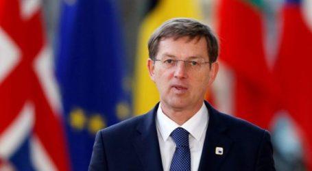 Ο υπουργός Εξωτερικών της Σλοβενίας πραγματοποιεί επίσημη επίσκεψη στη Γαλλία