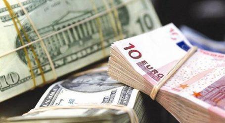 Σε άνοδο η ισοτιμία του ευρώ