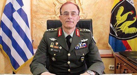 Επίσκεψη αρχηγού ΓΕΣ στο στρατόπεδο «Αντιστράτηγου Βασίλειου Καποτά»