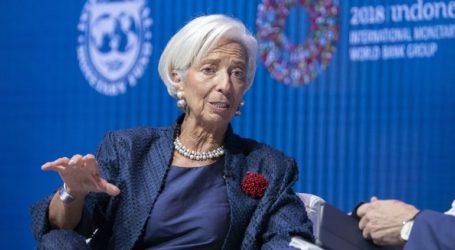 Η Κριστίν Λαγκάρντ αποχωρεί προσωρινά από επικεφαλής του ΔΝΤ