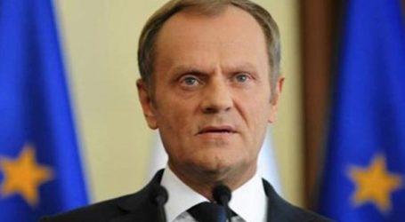 Iκανοποίηση Τουσκ για την απόλυτη ισορροπία μεταξύ γυναικών και ανδρών στις κορυφαίες θέσεις της Ε.E.