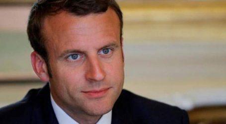 Ο Μακρόν θεωρεί πως οι υποψηφιότητες για τα κορυφαία αξιώματα της Ε.Ε. είναι θετικές για την Ευρώπη