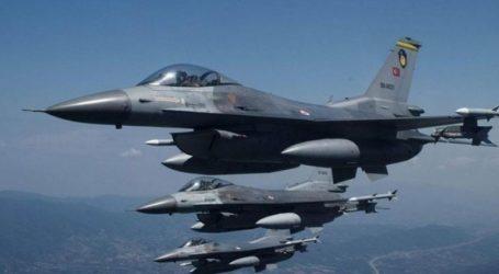 Μπαράζ παραβιάσεων του εθνικού εναερίου χώρου από οπλισμένα τουρκικά F-16