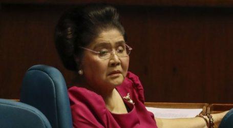 Χάος στο πάρτι της πρώην πρώτης κυρίας των Φιλιππίνων