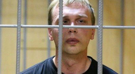 Σε διαθεσιμότητα υψηλόβαθμο στέλεχος της δίωξης ναρκωτικών της Μόσχας εξαιτίας της υπόθεσης Γκολουνόφ