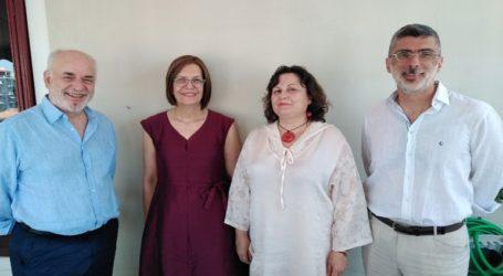 Μνημόνιο Συνεργασίας του υπουργείου Πολιτισμού και Αθλητισμού και του Ελληνικού Ανοικτού Πανεπιστημίου