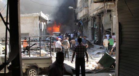 Πέντε νεκροί από επίθεση βομβιστή-καμικάζι στη Σουέιντα