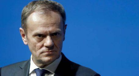 Ο Τουσκ ζητεί να συμμετάσχουν οι Πράσινοι στην κατανομή των ύπατων αξιωμάτων της Ευρωπαϊκής Ένωσης