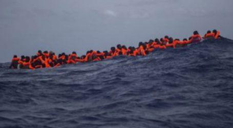 Ανατροπή σκάφους που μετέφερε τουλάχιστον 70 μετανάστες