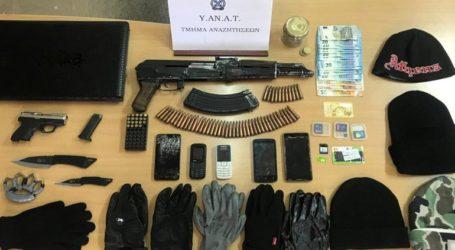 Συνελήφθη στην Αρτέμιδα σεσημασμένος ληστής