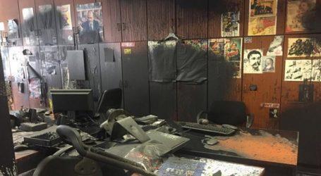 ΝΔ για την επίθεση στην Athens Voice:«Θα μπει οριστικό τέλος στην πρωτοφανή ανομία που ανέχτηκε η κυβέρνηση»