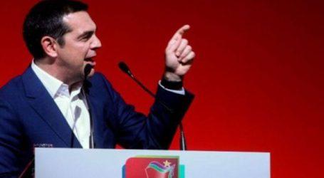 Η ομιλία του Αλέξη Τσίπρα στη Θεσσαλονίκη