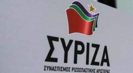 Ο ΣΥΡΙΖΑ καταδικάζει την επίθεση στα γραφεία της Athens Voice