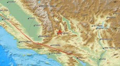 Σεισμική δόνηση 6,4R στην Κεντρική Καλιφόρνια