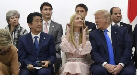 To βίντεο που έγινε viral με την Ιβάνκα να προσπαθεί να παρέμβει σε συζήτηση ηγετών της G20