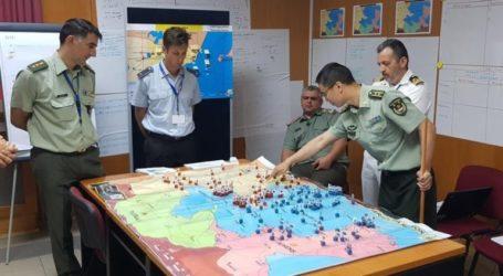 Διεθνές Σχολείο Επιχειρησιακής Σχεδίασης με συμμετοχή Αξιωματικών από 6 χώρες στη Θεσ/νίκη