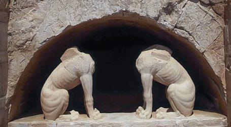 Στο μουσείο της Αμφίπολης θα εκτεθεί η κεφαλή από τη Σφίγγα