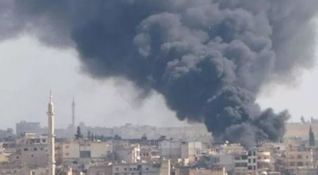 Νεκροί 13 νεκροί άμαχοι από βομβαρδισμούς στην Ιντλίμπ
