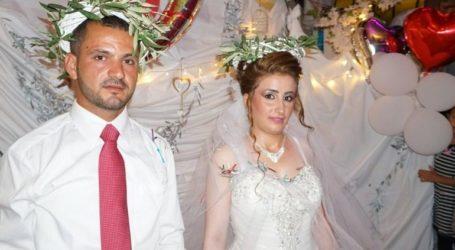 Γλίτωσαν τον θάνατο στη Συρία, παντρεύτηκαν στη Λέσβο