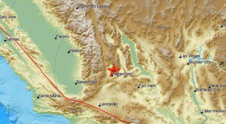 Σεισμική δόνηση 7,1R στη νότια Καλιφόρνια