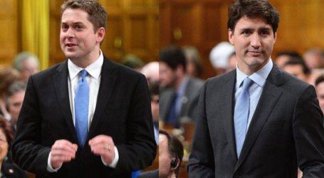 Μάχη «στήθος με στήθος» δίνουν Φιλελεύθεροι και Συντηρητικοί τέσσερις μήνες πριν από τις βουλευτικές εκλογές