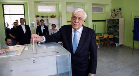 Πού ψηφίζουν Π. Παυλόπουλος και οι πολιτικοί αρχηγοί