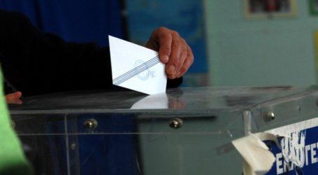 Κανονικά εξελίσεται η εκλογική διαδικασία στην περιφέρεια Δυτικής Ελλάδας