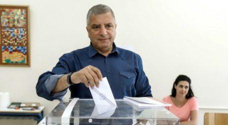 «Σήμερα σφραγίζουμε με τη ψήφο μας την τύχη της πατρίδας μας»