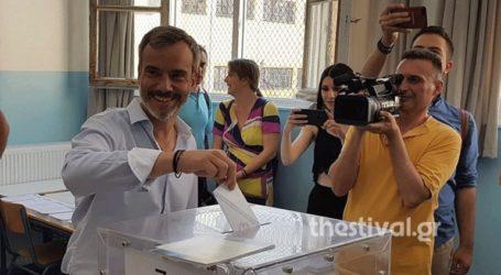«Ένα τέτοιο κρίσιμο εκλογικό αποτέλεσμα πρέπει να έχει τη μεγαλύτερη δυνατή συμμετοχή»