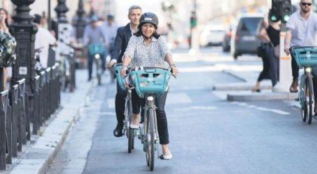 Το Παρίσι «πρωτεύουσα της ποδηλασίας»
