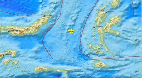 Σεισμική δόνηση 6,8R στη θάλασσα των Μολούκων στην Ινδονησία