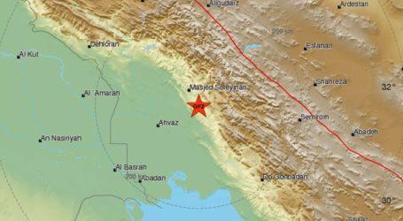 Σεισμός 5,7R στο δυτικό Ιράν