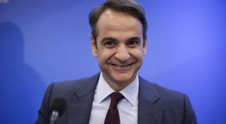 To «τιτίβισμα» του νέου πρωθυπουργού, Κυριάκου Μητσοτάκη