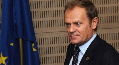 Συγχαρητήρια του Ντόναλντ Τουσκ στον πρωθυπουργό Κυριάκο Μητσοτάκη