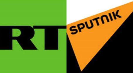Οι Αρχές δεν έδωσαν διαπίστευση σε RT και Sputnik για το διεθνές συνέδριο για την ελευθερία των ΜΜΕ