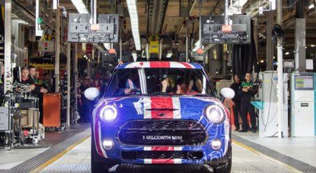 Στα τέλη του 2019 θα ξεκινήσει η παραγωγή του ηλεκτρικού Mini στο εργοστάσιο της Βρετανίας