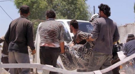 Τουλάχιστον πέντε νεκροί από την επίθεση εναντίον νοσοκομείου στην επαρχία Ιντλίμπ