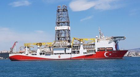 Toυρκικά πολεμικά πλοία και αεροσκάφη συνοδεύουν τα γεωτρύπανα Γιαβούζ, Φατίχ και το ερευνητικό Μπαρμπαρός