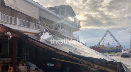 Βουλευτές του ΣΥΡΙΖΑ στις πληγείσες περιοχές της Χαλκιδικής
