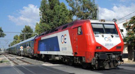 Κανονικά τα δρομολόγια στη σιδηροδρομική γραμμή Θεσσαλονίκης
