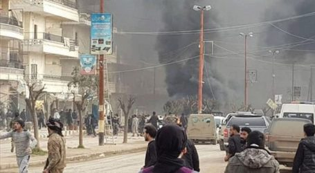 Τουλάχιστον 10 τραυματίες από βομβιστική επίθεση στην πόλη Καμισλί